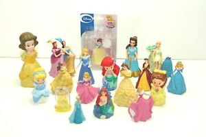 Lot-19-DISNEY-PRINCESS-Figures-Belle-Ariel-More-Cake-Toppers-CRAFTS-Fun-Toys