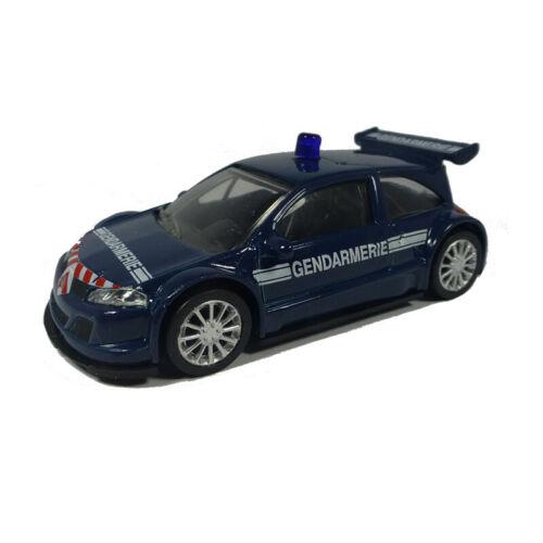 """Emergency 1:64 NEU!° Norev 319211 Renault Megane Trophy /""""Gendarmerie/"""" blau"""