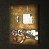 2013 TOPPS INCEPTION RUSSELL WILSON JERSEY PATCH #07/50  SEATTLE SEAHAWKS