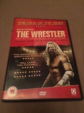The Wrestler (DVD, 2009) mickey rourke, region 2 uk dvd