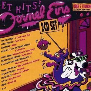 Formel-Eins-Wet-Hits-1990-MC-Hammer-Maxi-Priest-Adamski-Chocolate-2-CD