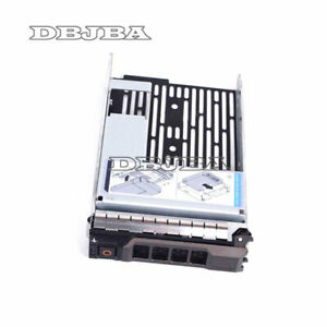 Hybrid-Drive-Carrier-3-5-034-tray-2-5-034-For-Dell-9W8C4-F238F-R710-R720-R630-T610