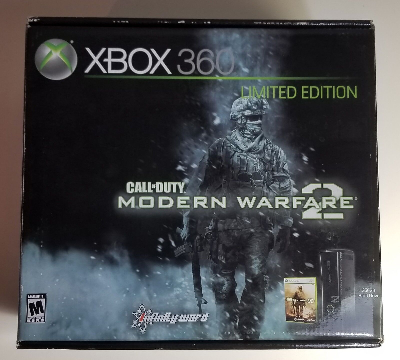 Miniature games xbox 360 call of duty II /& III 1//12 scale. fifa 2016