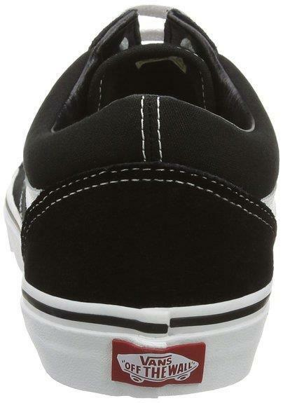 VANS shoes unisex OLD SKOOL BLACK sneakers shoes shoes shoes 53da4c