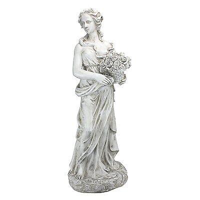 Gentil Statues Of Women Greek Female Woman Goddess Horae Statue Garden Sculpture  Decor | EBay