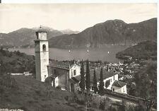 160731 COMO LENNO - ABBAZIA DI ACQUAFREDDA - LAGO Cartolina FOTOGRAF. viagg 1966