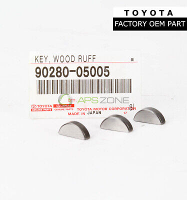 Genuine Toyota Key Wood Ruff 90280-05005