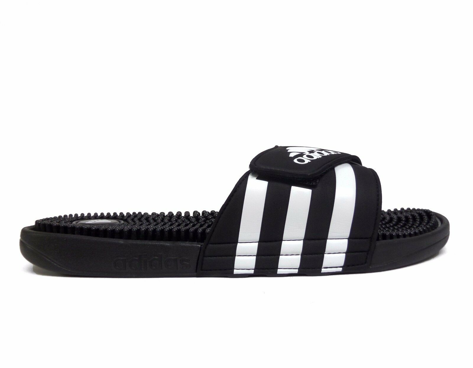 9974412c8df3 Adidas Men s ADISSAGE SLIDES Black Black Black 078260 c 594528 ...