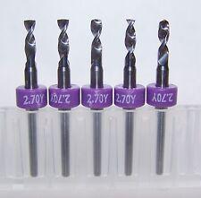 5 New 270mm 1063 Printed Circuit Board Drills Pcb 1001063400