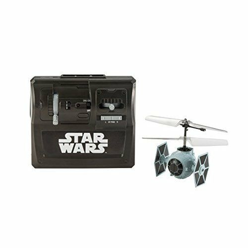 STAR WARS Chara Falcon Tie Fighter IR CONTROLLED RC MINI HELICOPTER DRONE Japan