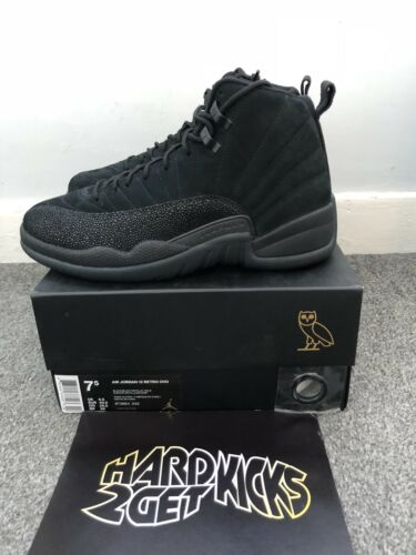 Air Jordan 12 Retro OVO Black afficher le titre d'origine