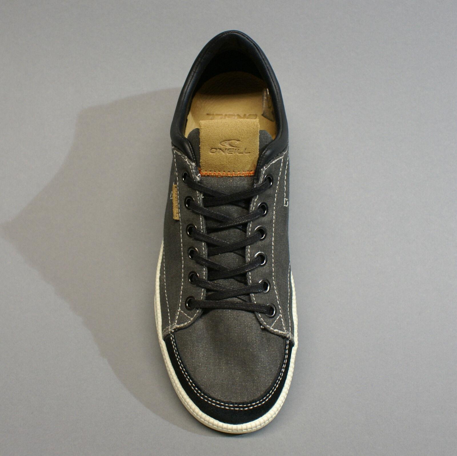 O'Neill Dangle Black 59.1071.01 Turnschuhe Sneakers schwarz grau Textil Gr. 40