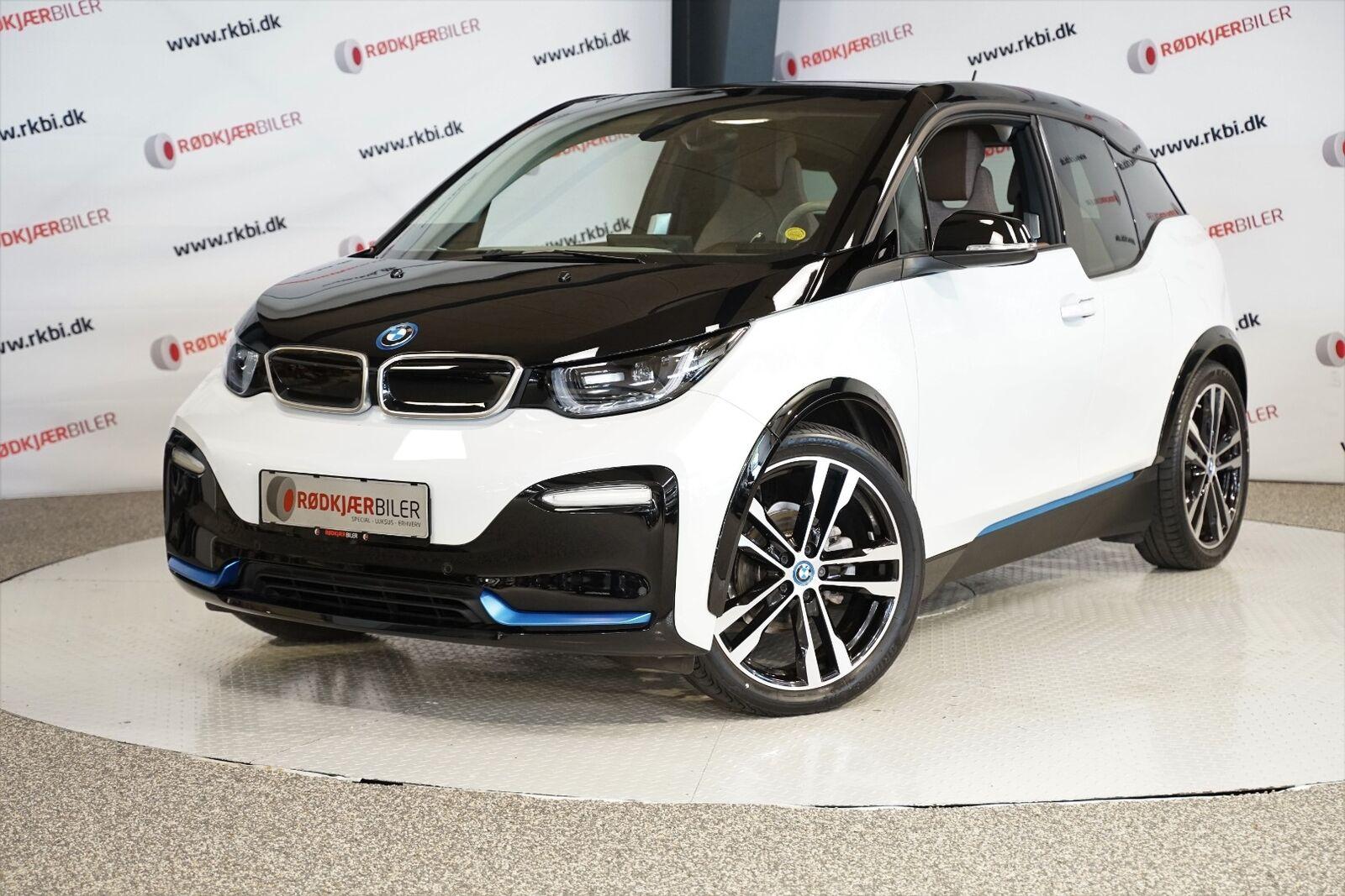 BMW i3s  aut. 5d - 214.900 kr.