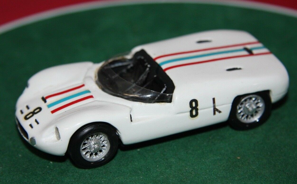 Progetto K 1 43 faite à la main Maserati Tipo 65 Le Mans 1965 Siffert Résine Voiture Modèle