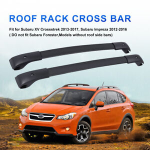 Oe Factory Style For Subaru Impreza Xv Crosstrek Aero Roof