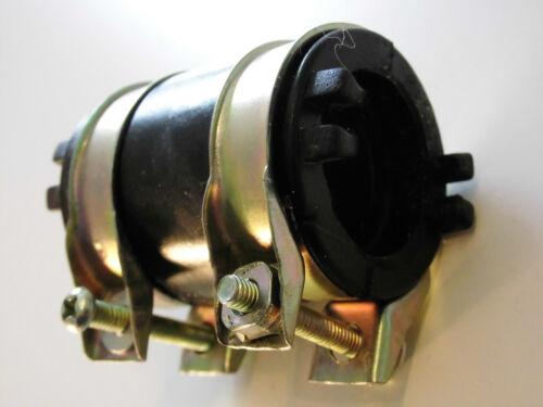 intake rubber Ansaugstutzen KREIDLER 50cc 2-Takt Gummi Ansauggummi verstärkt