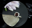 1-6ct-Cushion-Cut-Red-Garnet-Engagement-Ring-14k-White-Gold-Finish-Halo-Design thumbnail 3
