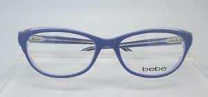 Bebe Eyeglass Frames 2015 : BEBE Jealous 5074 Eyewear Eyeglass Frames Womens Retro New ...