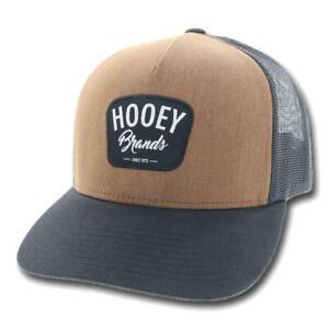c0076e9eb Details about HOOey Mens Hat Baseball Cap