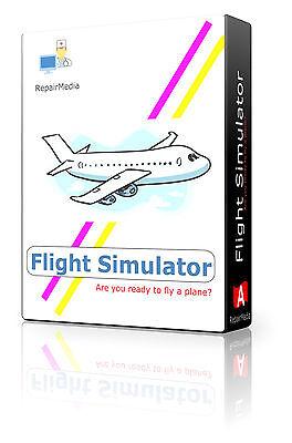 Flight Simulator Ultimate Edition 2019 Flight Test Virtual Plane Windows PC  Game | eBay
