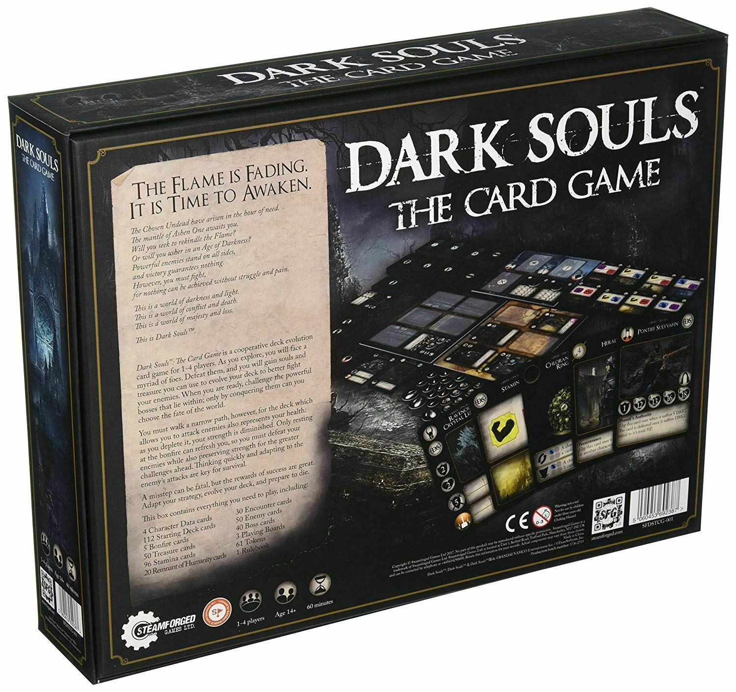 DARK DARK DARK SOULS THE CARD GAME 97196c