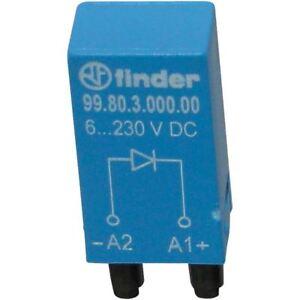 Finder-99-80-9-024-90-DIODO-LED-Modulo-6-24vdc