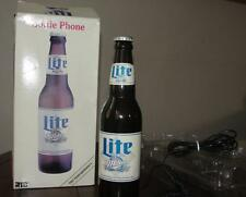 MILLER LITE one piece COLLECTIBLE TELEPHONE (Used for Display)