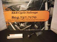 Harley Davidson 86-99 Softail Fxst 92-03 Sportster Oil Dipstick Temp Gauge