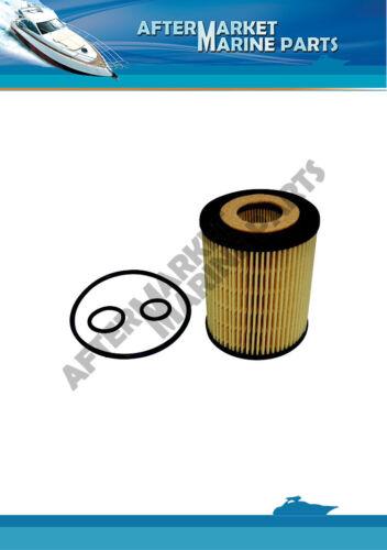 Rplcs 882687 Oil Filter Element for Mercruiser D1.7DTI Cummins CMD 1.7L Diesel