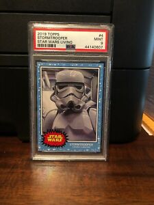 2019-Topps-Star-Wars-Living-Set-Stormtrooper-4-PSA-9-Mint
