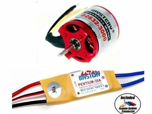 NQD-TEAR-INTO-BRUSHLESS-CONVERSION-KIT-JET-BOAT-PLUG-amp-PLAY-MOTOR-ESC-SERVO-FAST