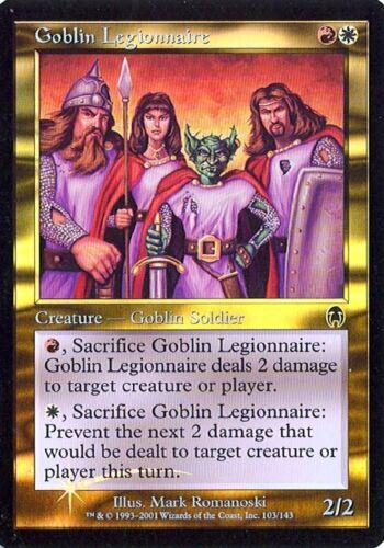 Goblin Legionnaire Apocalypse NM MTG Foil