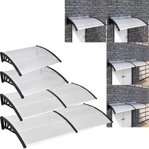 Aluminium Überdachung Haustür Pultvordach Türvordach Haustürvordach Haustürdach