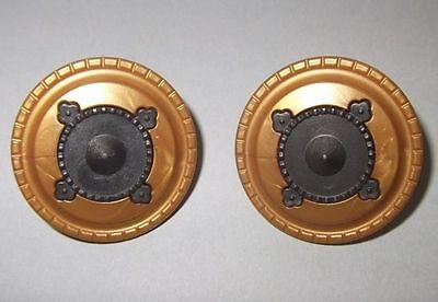 27204 Escudo clípeo dorado centro gris 2u playmobil,shield,arab,árabe
