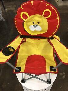 Children S Animal Quad Chair Lion New Ebay