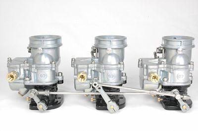 EdelBrock 1473 Performer Series Linkage Kit Carburetor SBC BBC SBF Chevy Ford