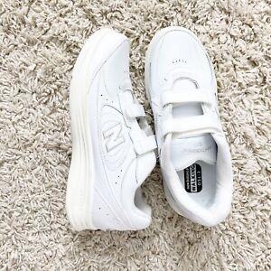 New-Balance-Walking-dsl-2-Womens-10-White-Sneaker-EUC