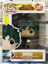 Figure Toy #247 FUNKO NEW SEALED My Hero Academia Manga Deku Vinyl POP