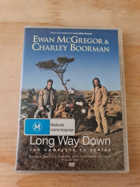 The Long Way Down - The Complete Series DVD 2007 (2 - Disc Set) FREE POST