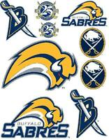 Buffalo Sabres Iron On T Shirt / Pillowcase Fabric Transfer 1