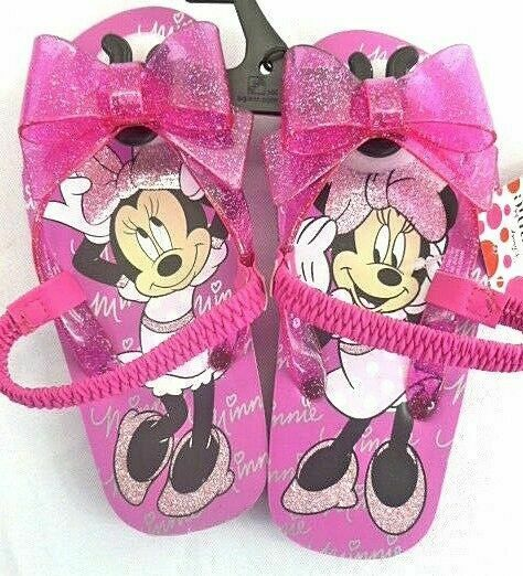 Disney Minnie Mouse Sandals Toddler