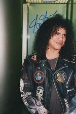 "Slash ""Guns N`Roses"" Autogramm signed 20x30 cm Bild"