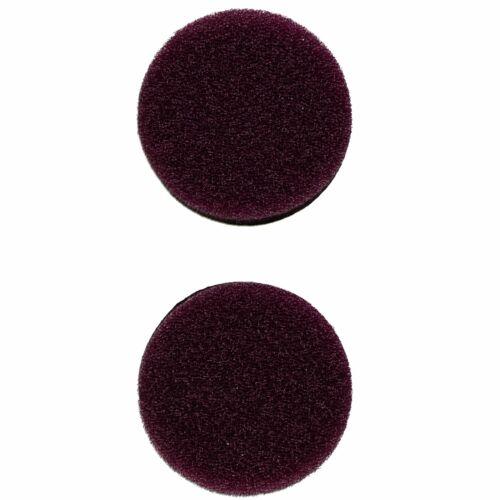 Flex Polierschwamm PS-V 40 mittelhart lila ideal für PXE 80 40mm 2 Stück