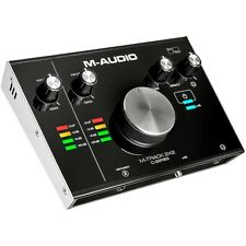 M-Audio MTRACK2X2 Studio Recording Interface