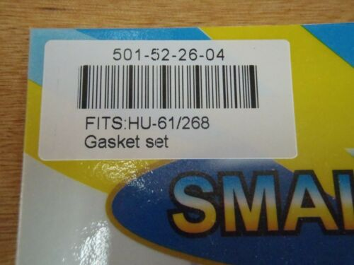 NWP Gasket set crankshaft seals for Husqvarna 61 268 268xp 272 272xp NEW