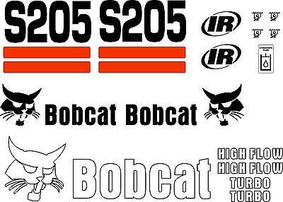 642B c repro decals sticker set US seller fits bobcat decal kit