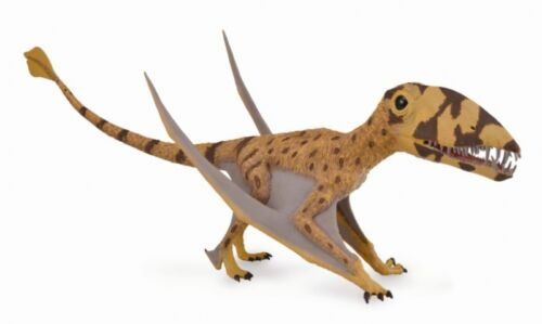 Deluxe Model NEW* CollectA 88798 Dimorphodon Dinosaur with Movable Jaw