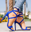 Summer-Women-High-Heel-Peep-Toe-Sandals-Strappy-Formal-Evening-Stiletto thumbnail 13