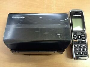Details about TELSTRA Panasonic KX-TGP500 SIP DECT VoIP Cordless Phone  System 1 Handset