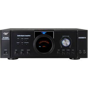 Pyle-PT3300-3000-Watt-Power-Amplifier